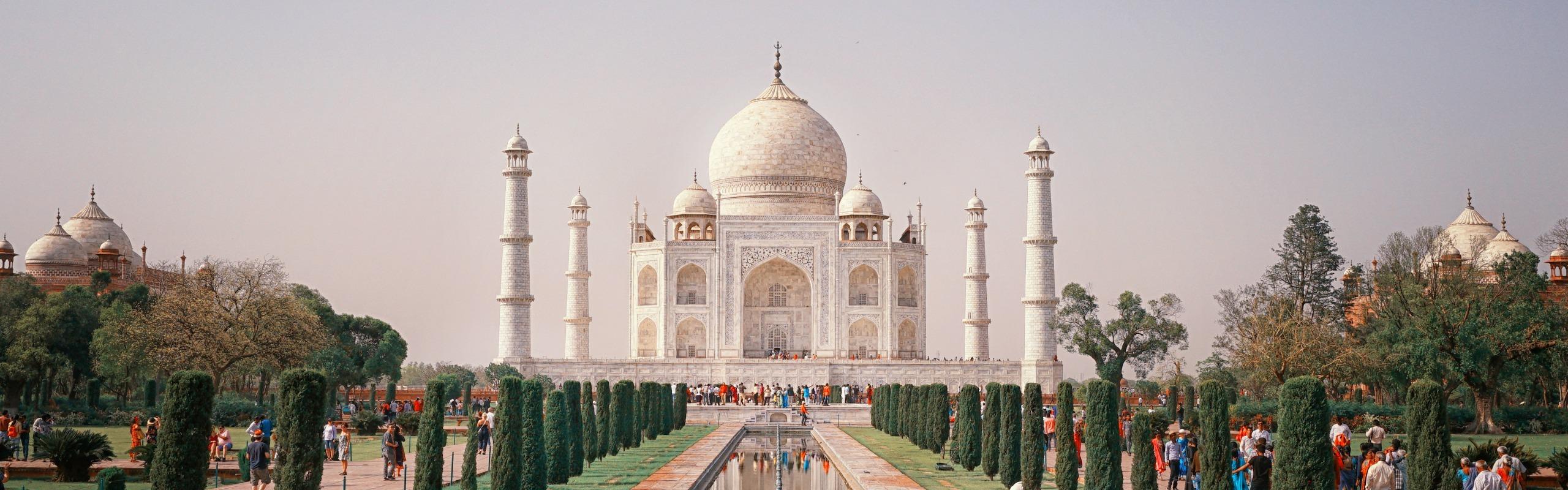Taj Mahal Architecture -Top 10 Architectural Features of Taj Mahal