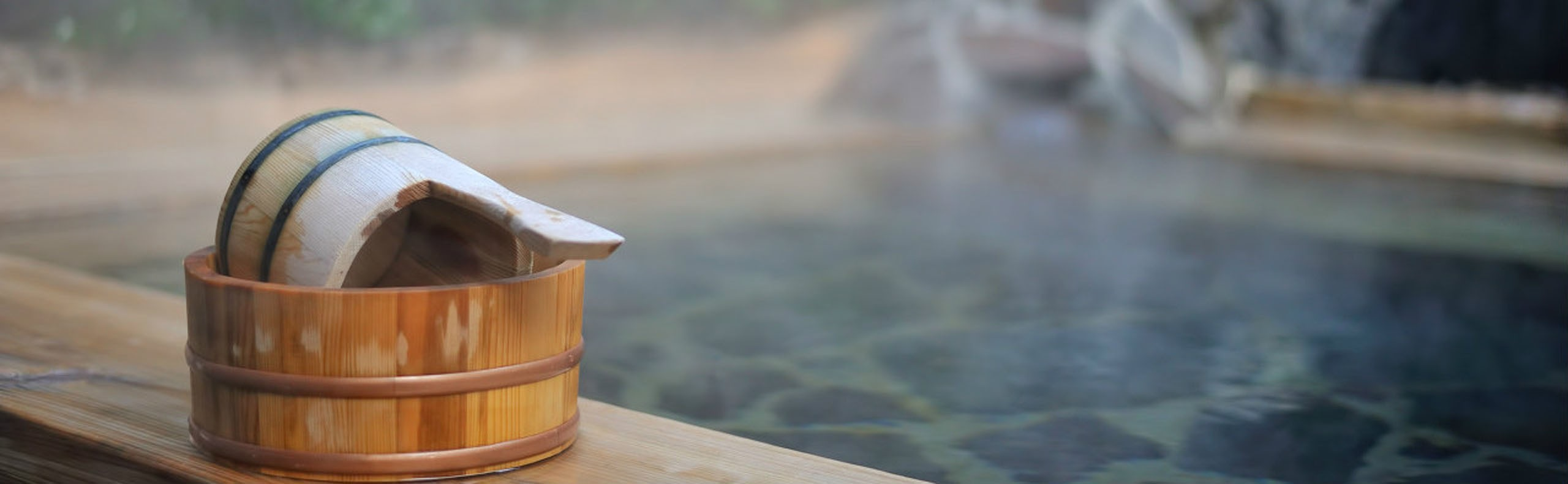 Japanese Hot Springs — Onsens