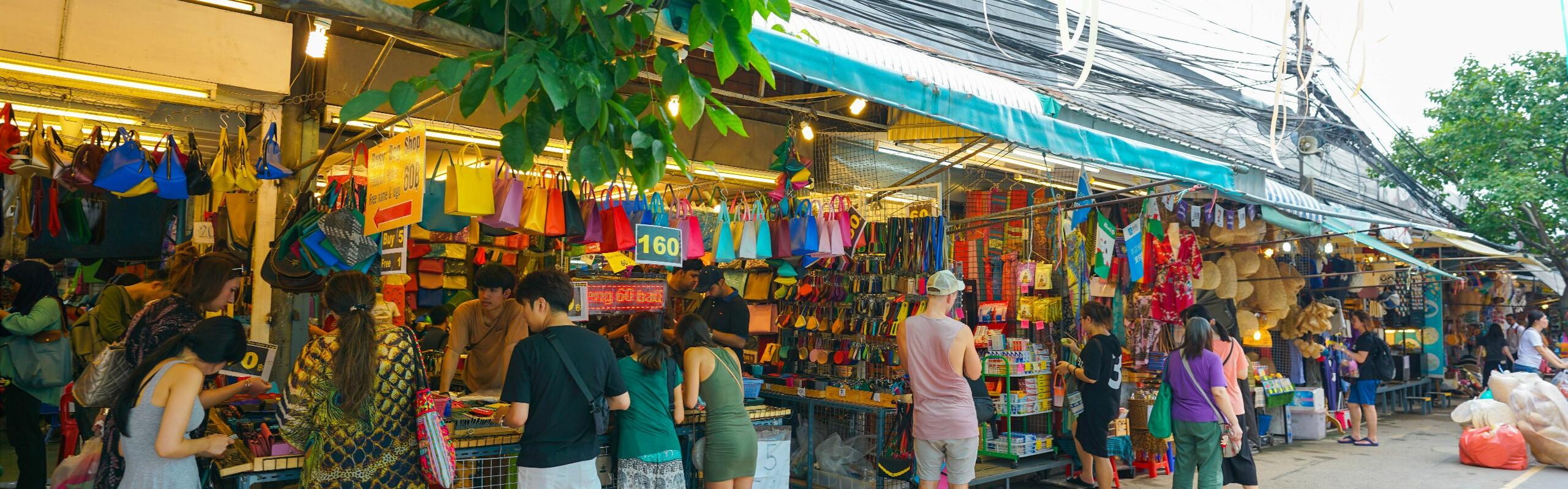 Local Markets in Bangkok
