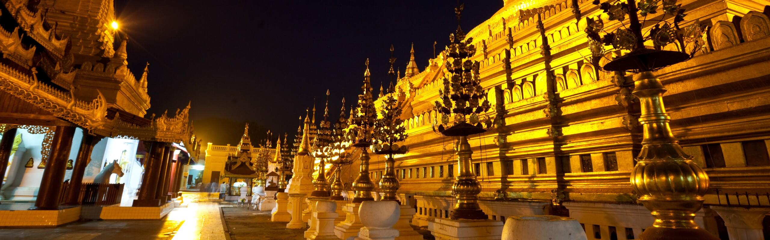 Plan a trip to Yangon - two days to enjoy the charms