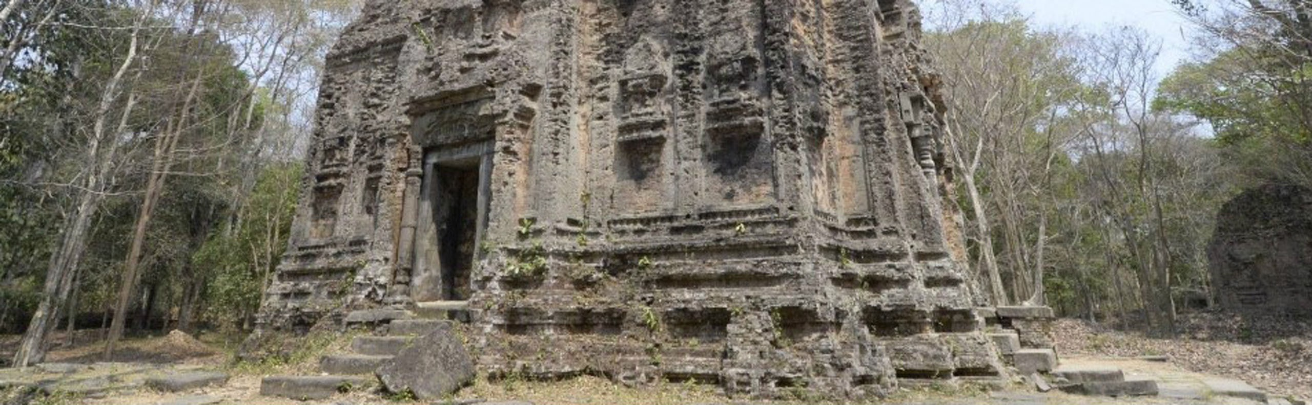 Sambor Prei Kuk Temple, Cambodia