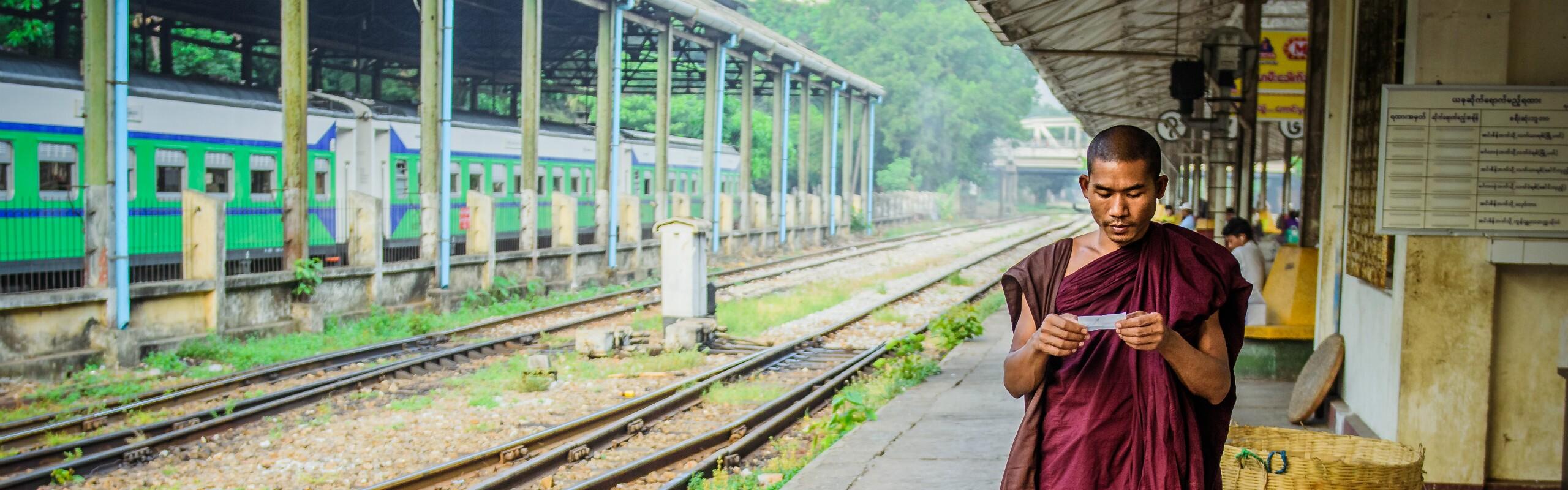 How to Get Around Yangon