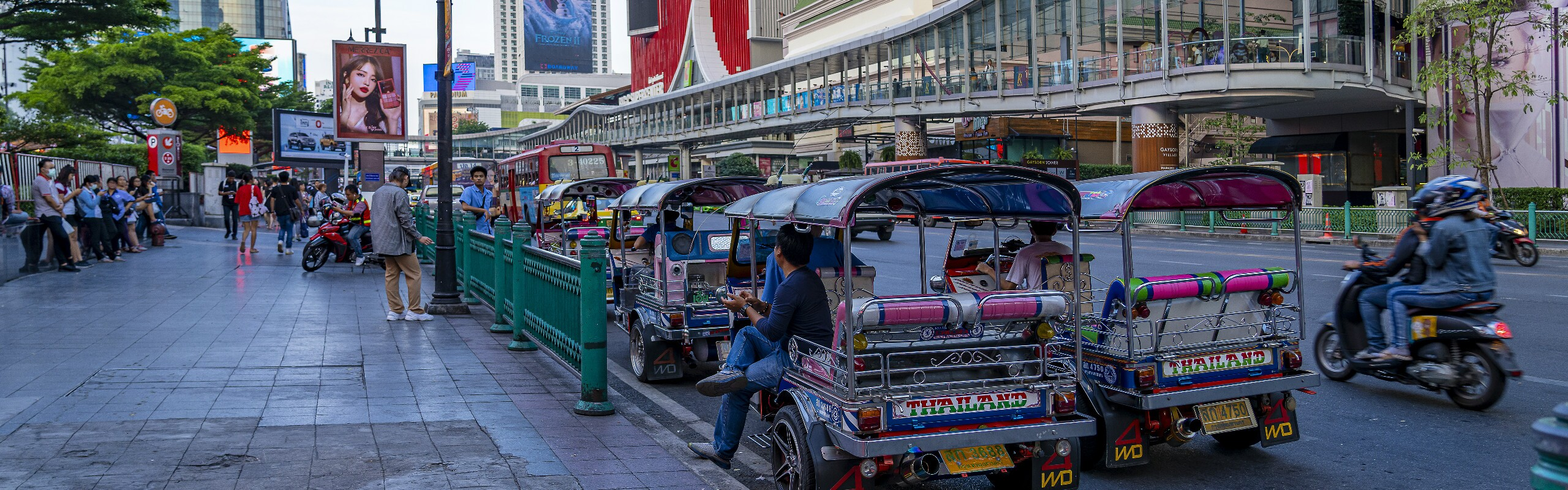 All You Need to Know about Tuk-Tuks in Thailand
