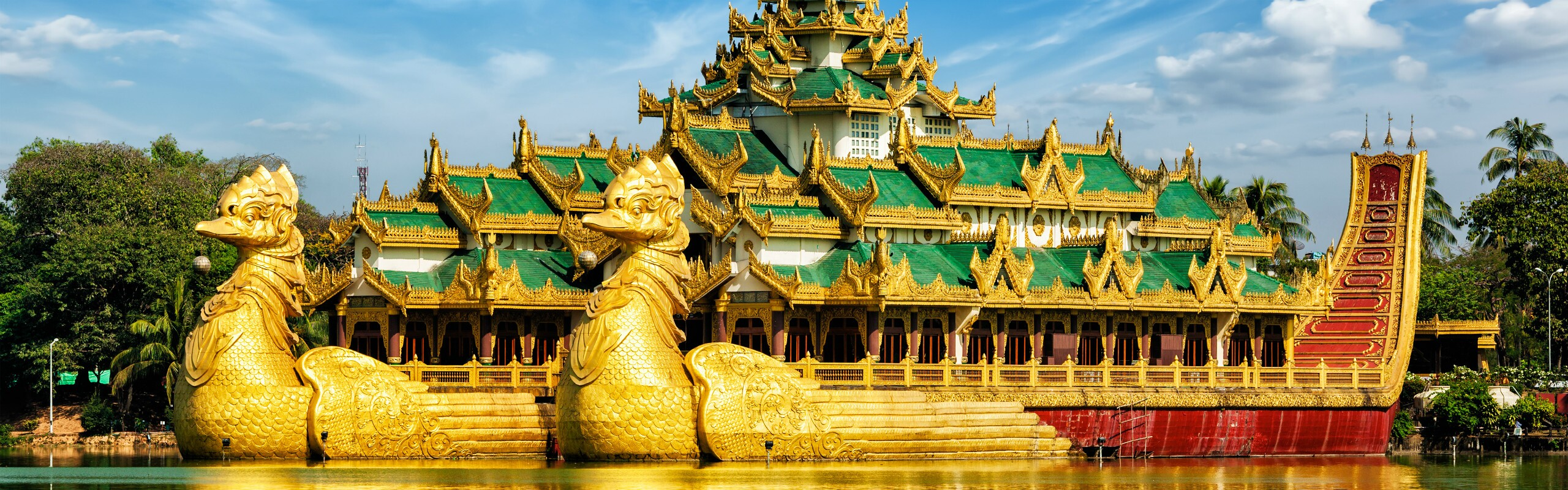 Top Hotels in Yangon - Luxury and Business Hotels