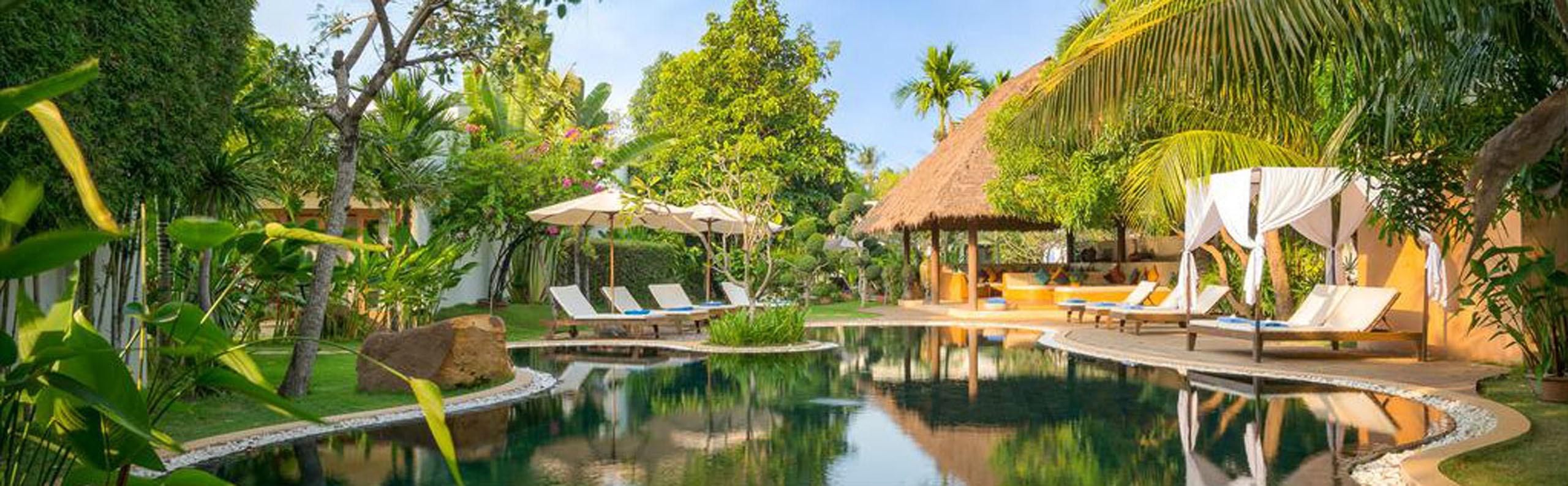 Top Hotels in Cambodia