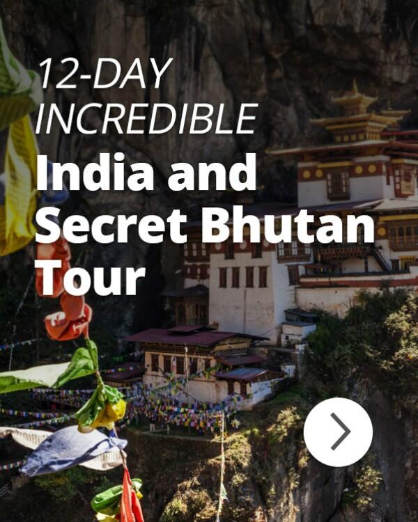 12-Day India and Bhutan Tour