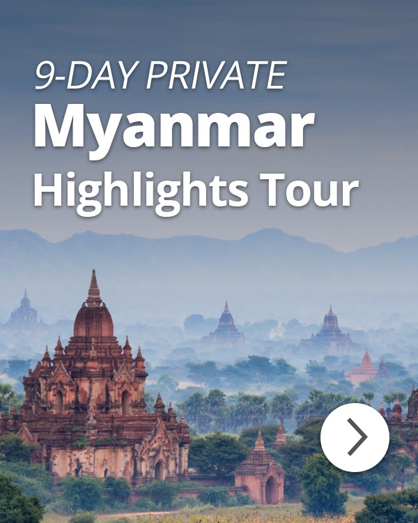 9-Day Private Myanmar Highlights Tour