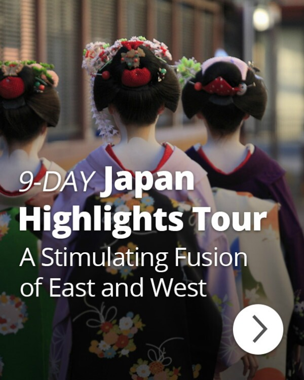 9-Day Japan Highlights Tour