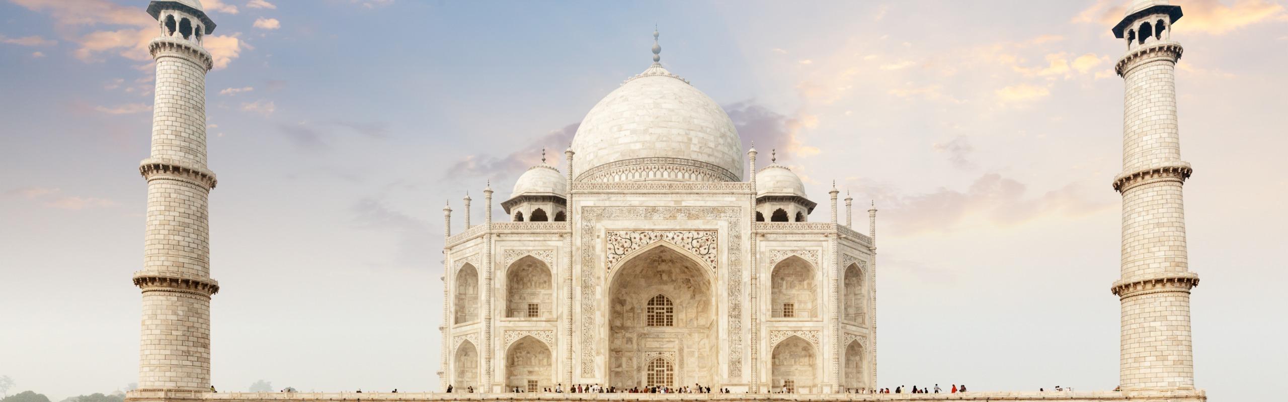 What's Inside the Taj Mahal?